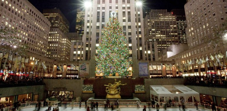 Loving New York - Noël