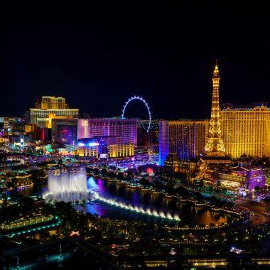 Las Vegas et la boucle des grands parcs
