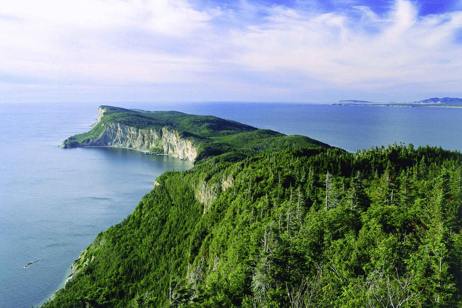 Acadie et Gaspésie, l'est authentique